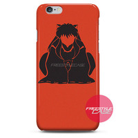 Inuyasha Vector iPhone Case 3, 4, 5, 6 Cover