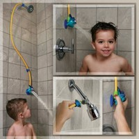 Rinse Ace My Own Shower Children's Showerhead