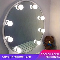10Pcs Makeup Mirror Vanity LED Light