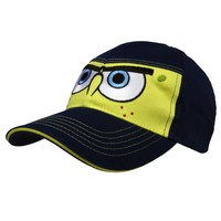Spongebob - Eyes Navy Boys Cap
