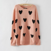 Autumn And Winter Long-Sleeved Pullover Sweater