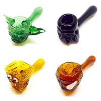 Character Glass Pipes