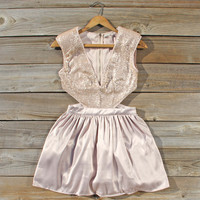 Nordic Nights Party Dress