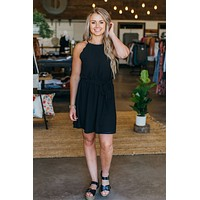 Have It Your Way Dress- Black