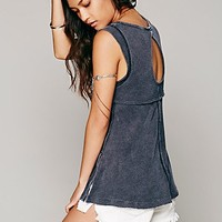 Free People Womens Clarissa Tunic