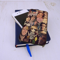 Pewdiepie collage Case for iPhone 4/4S, iPhone 5/5S/5C, or Samsung S3 S4