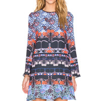Clover Canyon New Horizons Dress in Multi