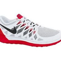 Nike Free 5.0 Men's Running Shoes - White