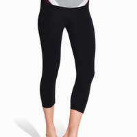 Yoga Crop Leggings - PINK - Victoria's Secret