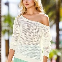 Draped Open-back Sweater - Victoria's Secret