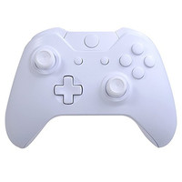 Mod Freakz Xbox One Controller Shell/Buttons Matte White (NO 3.5 Port)