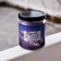 Rhysand - A Court of Mist and Fury Inspired Scented Soy Candle