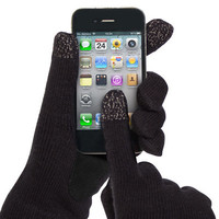 Isotoner SmarTouch Gloves at Firebox.com