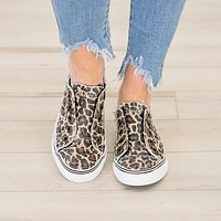 Blowfish Leopard Play Sneaker
