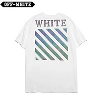 Bape Aape ashion New Summer Shark Print Women Men TopT-Shirt White