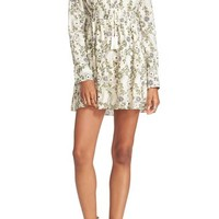 Free People Stealing Fire Tunic Dress | Nordstrom