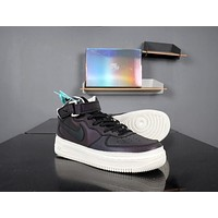 Nike Air Force 1 07 MID AT1118-600 ¡°Chameleon¡±