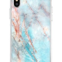 The Casery iPhone Case - Frosty Marble