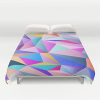 Geometric No.16 Duvet Cover by House of Jennifer