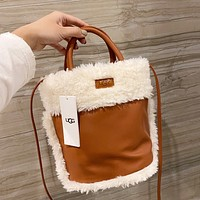 UGG new handbag shoulder bag messenger bag