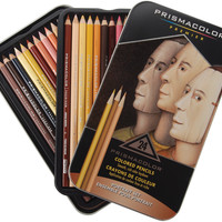 Prismacolor Premier Colored Pencils 24/Pkg-Portrait