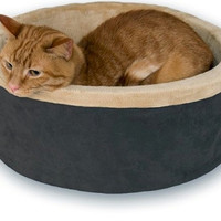 Thermo Kitty Heated Cat Bed – Small