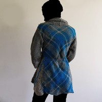 Scottish yearning coat by Ullvuna on Etsy