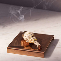 Square Metal Catch-All Tray | Urban Outfitters