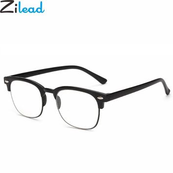 Zilead TR90 Foldable Reading Glasses Fashion Women&Men Lightweight Presbyopic Glasses Eyewear For Parents Unisex+1.0... +4.0