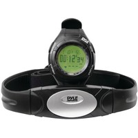 Pyle Sports PHRM28 Advance Heart Rate Watch with 3D Walking/Running Sensor