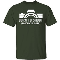 Born To Shoot T-Shirt