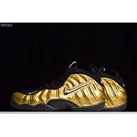 Air Foamposite Pro Metallic Gold