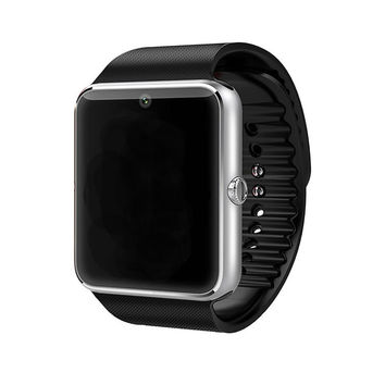 2016 Smart Watch GT08 reloj inteligente Wearable Device Bluetooth Smart Watches Support Sim Card Remote Control MP3 And Camera