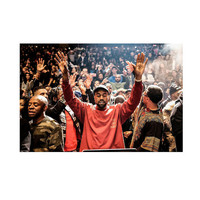Kanye West The Life Of Pablo Silk Poster Rap HipHop Super Star 36x24inch Brand New GA0111(1)