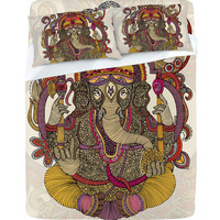 DENY Designs Home Accessories | Valentina Ramos Lord Ganesh Sheet Set