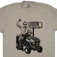 George Jones T Shirts George Jones Riding Lawn Mower Outlaw Country Tee Shirts Country Music Shirts