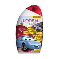 Buy L'Oreal Paris Kids Cars2 2-In-1 Shampoo (Limited Edition) Sally's Burst of Candied Apple 265 mL Online in Canada | Free Shipping
