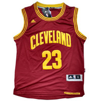 James Wine and Gold Jersey