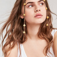 Regal Rose Sunflower Hair Bead Set | Urban Outfitters