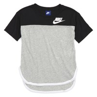 Nike Sportswear Graphic Tee (Big Girls) | Nordstrom