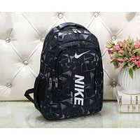 NIKE Casual Sport Laptop Bag Shoulder School Bag Backpack