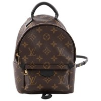 Louis Vuitton Palm Springs Monogram Canvas Mini Backpack
