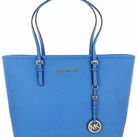 MICHAEL Michael Kors Women's Jet Set Zip Top Tote