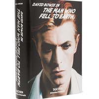 Taschen - David Bowie: The Man Who Fell to Earth Hardcover Book