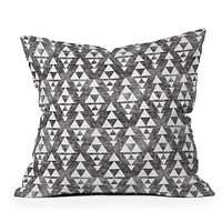 Holli Zollinger Stacked Throw Pillow