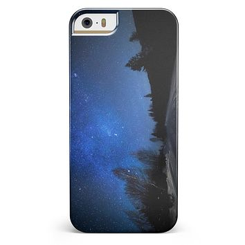 Drive all Night iPhone 5/5s or SE INK-Fuzed Case