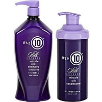 Its a 10 Ten Miracle Silk Express Duo Shampoo 33.8 & Conditioner 17.5