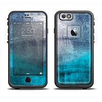 The Abstract Oil Painting Skin Set for the Apple iPhone 6 LifeProof Fre Case