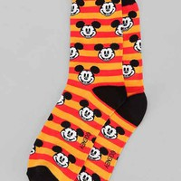 Mickey Mouse Sock- Orange One