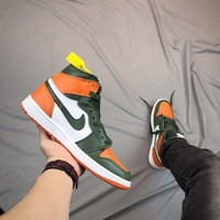 SoleFly x Air Jordan 1 Retro High OG Art Basel - Best Deal Online